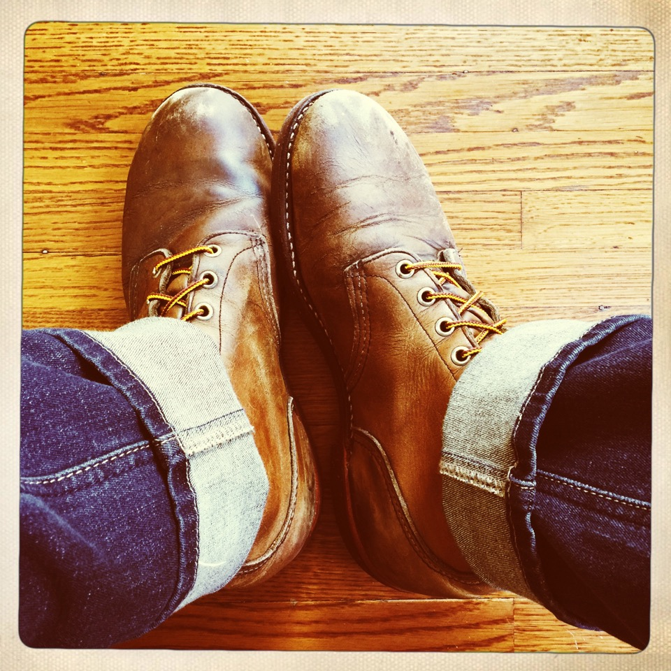 Chris Garber: Dixon's Boots